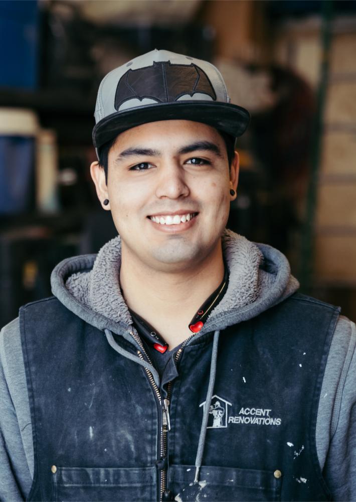 Kelowna, Okanagan Renovators | Accent Renovations Team Member: Carlos