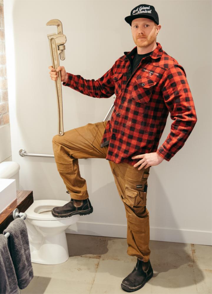 Kelowna, Okanagan Renovators   Accent Renovations Team Member: Liam