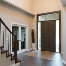 Kelowna, Okanagan Renovators | Accent Renovations Residential Renovations Front Doorway