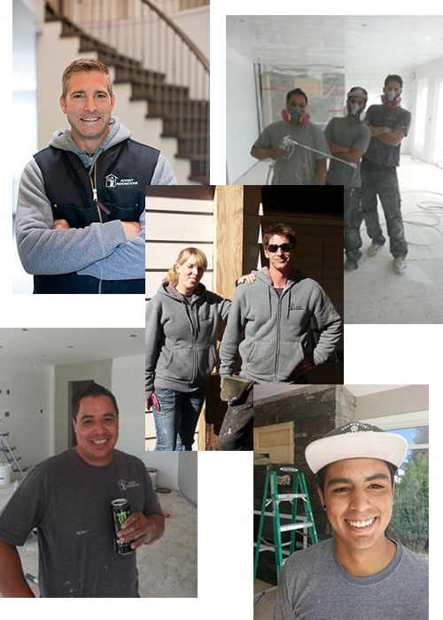 Kelowna, Okanagan Renovators | Accent Renovations Careers Collage
