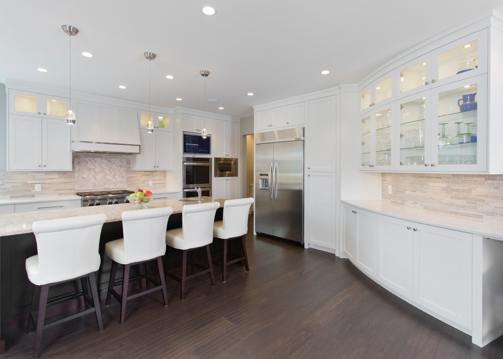 Kelowna, Okanagan Renovators | Accent Renovations Residential Renovations Kitchen Open Concept