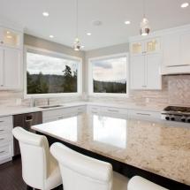 Kelowna, Okanagan Renovators | Accent Renovations Residential Renovations Kitchen Seating Area