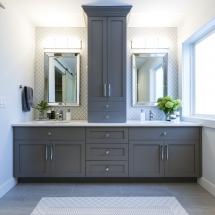 Kelowna, Okanagan Renovators | Accent Renovations | Master Ensuite Renovation Sinks