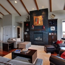 Kelowna, Okanagan Renovators | Accent Renovations Residential Renovations Montenegro Living Room