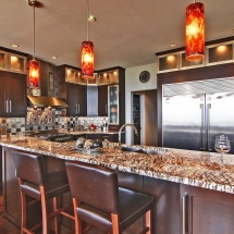 Kelowna, Okanagan Renovators | Accent Renovations Residential Renovations Montenegro Kitchen Seating Area